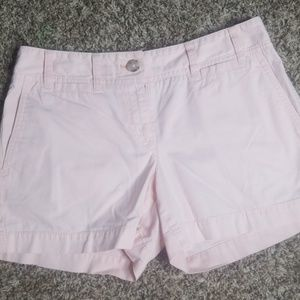 Loft Shorts Women's size 4 blush pink